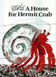 Cover of: A House for a Hermit Crab