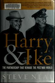 Cover of: Harry and Ike