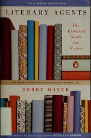 Cover of: Literary agents | Debby Mayer
