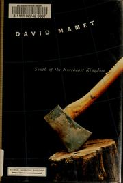 Cover of: South of the Northeast Kingdom