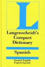 Cover of: Langenscheidt