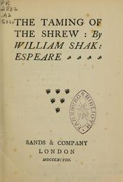 a scene analysis in william shakespeares the taming of the shrew Plot summary of and introduction to william shakespeares play othello, with links to online texts, digital images, a scene analysis in william shakespeares the taming of the shrew and other resources.