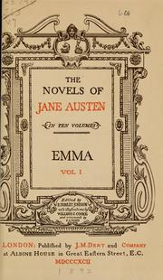 Cover of: Jane Austen's novels