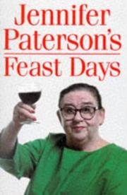 Cover of: Jennifer Paterson's Feast Days
