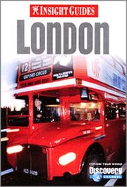 Cover of: Insight Guides London | Roger Williams
