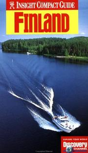 Cover of: Insight Compact Guide Finland (Insight Compact Guides Finland)