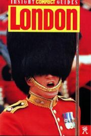 Cover of: Insight Compact Guide London (Serial) | Hans Latia