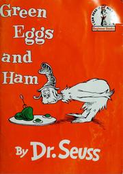 Cover of: Green Eggs and Ham by Dr. Seuss