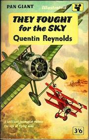 Cover of: They fought for the sky