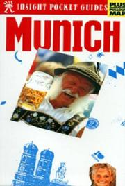 Cover of: Insight Pocket Guide Munich | Joahi Beust