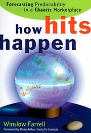 Cover of: How hits happen | Winslow Farrell