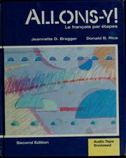 Cover of: Allons-y!