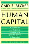 Cover of: Human Capital