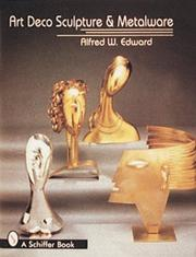 Cover of: Art deco sculpture and metalware