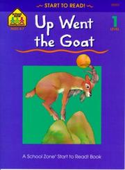 Cover of: Up Went the Goat | Barbara Gregorich