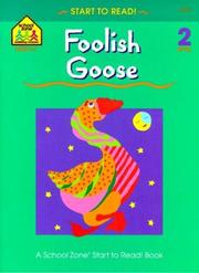 Cover of: Foolish Goose
