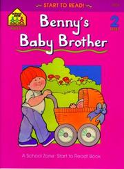 Cover of: Benny's Baby Brother