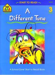 A Different Tune (Start to Read Series.) by Barbara Gregorich, Bruce Witty