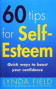 Cover of: 60 Tips for Self Esteem