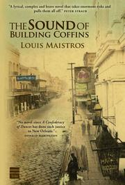 Cover of: The Sound of Building Coffins