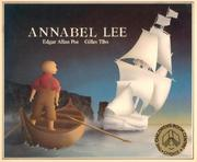 Cover of: Annabel Lee: the poem