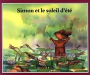 Cover of: Simon et le soleil d'ete (Simon (French))