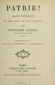 Cover of: Partie