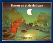 Cover of: Simon au clair de lune (Simon (French))