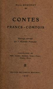 Cover of: Contes francs-comtois