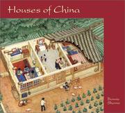 Cover of: Houses of China | Bonnie Shemie