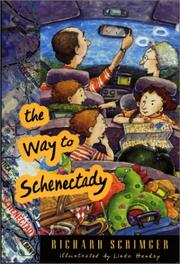 Cover of: The way to Schenectady | Richard Scrimger