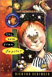 Cover of: The nose from Jupiter