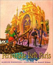 Cover of: Periwinkle isn't Paris