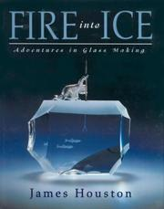 Cover of: Fire into ice: adventures in glass making