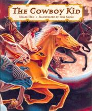 Cover of: The cowboy kid