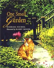 Cover of: One small garden