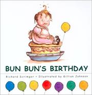 Cover of: Bun Bun's birthday