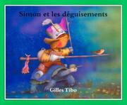 Cover of: Simon et les desguisements (Simon (French))