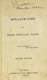 Cover of: Holland-tide, or, Irish popular tales