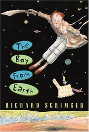 Cover of: Boy from Earth