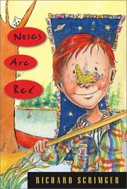 Cover of: Noses are red