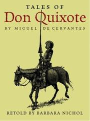Cover of: Tales of Don Quixote