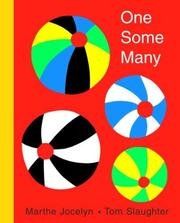 Cover of: One some many