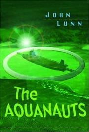 Cover of: The Aquanauts | John Lunn