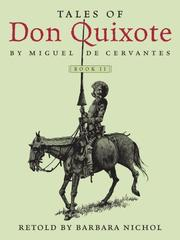 Cover of: Tales of Don Quixote, Book II