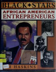 Cover of: African American entrepreneurs