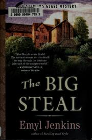 Cover of: The big steal | Emyl Jenkins