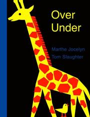 Cover of: Over Under