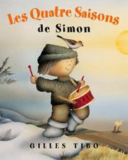 Cover of: Les Quatre Saisons de Simon