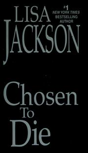 Cover of: Chosen to die